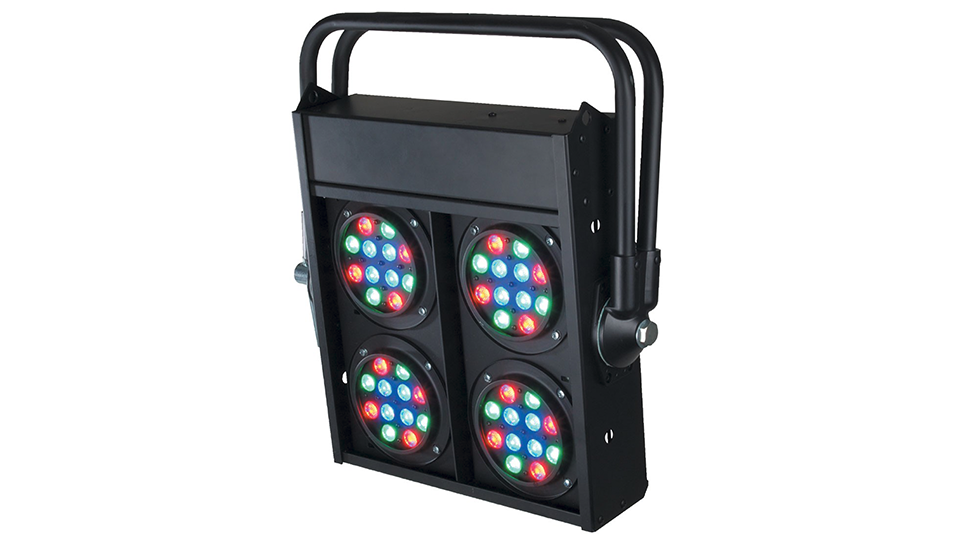 LED 4 cell Blinder